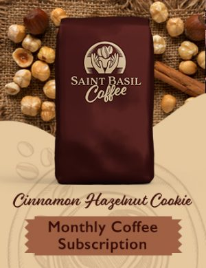 Cinnamon Hazelnut Cookie Subscription