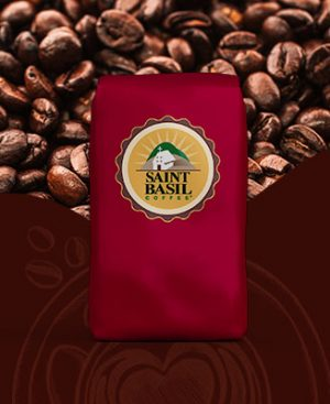Saint Basil Coffee Red