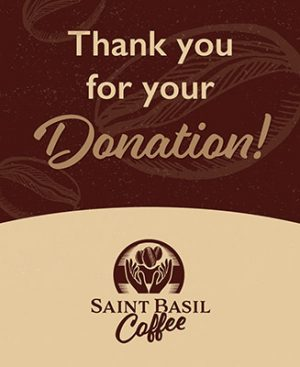 Thank you for your donation