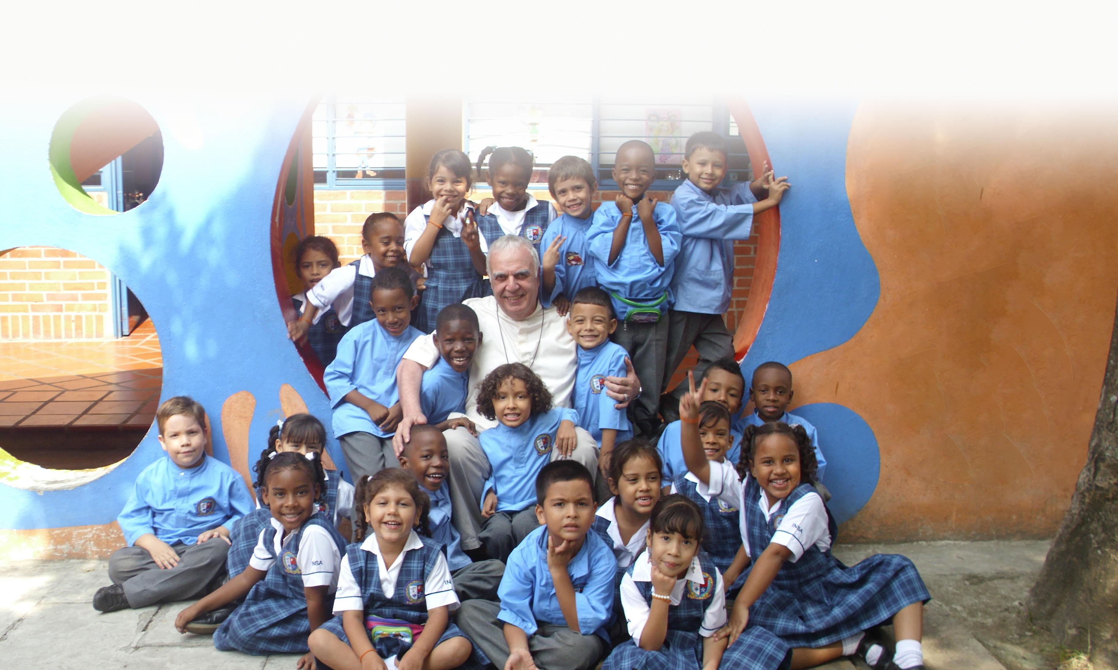 Basilian School in Colombia
