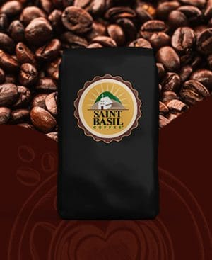 Saint Basil Coffee - Black