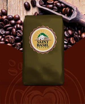 Coffee Bag Dark Brown